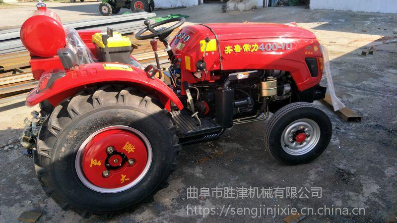 农用田园管理机 带驾驶室拖拉机 旋耕起垄机开沟机