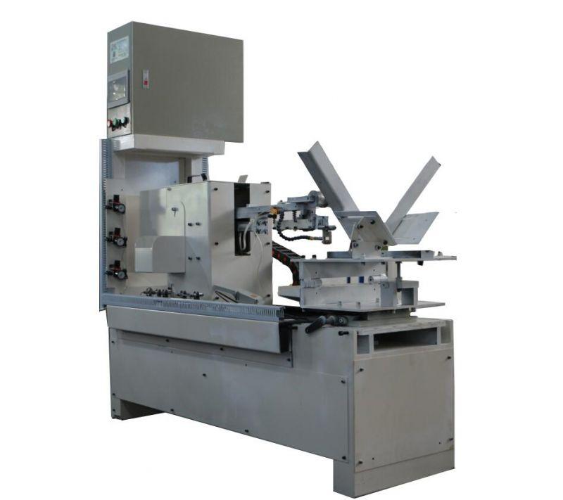 沐金厂家水槽自动化生产一条线水槽R角打磨机 不锈钢磨内角机