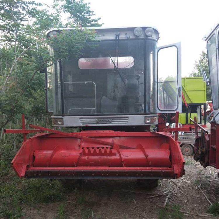 供应自走式青贮机 玉米秸秆青储收割机 秸秆粉碎回收机 菏泽民耀机械