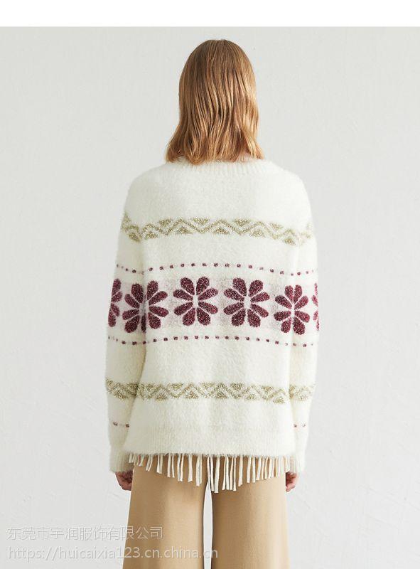 冬季加棉加厚女士毛衣厂家自产自销韩版库存杂款毛衣清仓便宜批发