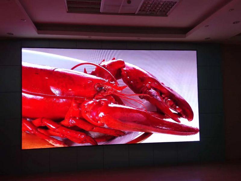 室内P2.5全彩显示屏LED电子屏幕