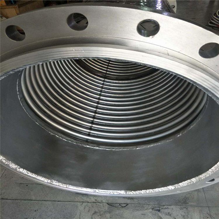 河北佰源生产钢厂炉顶用吹氧金属软管 大口径专业厂家