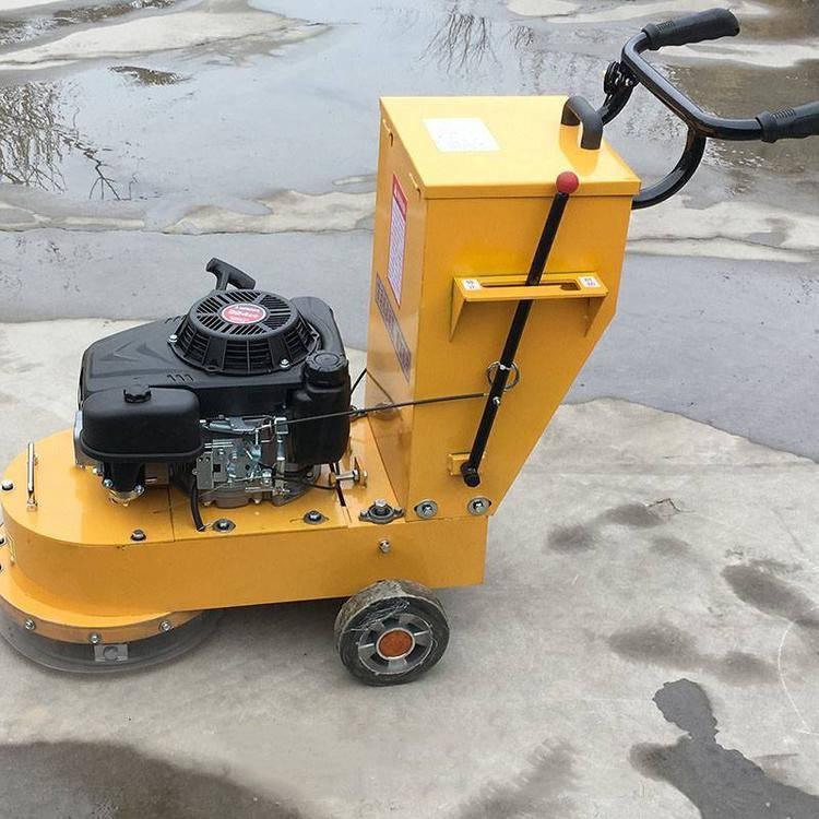 天德立300mm除线机 石材表面打毛机 混凝土地面磨毛机