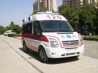 香河长途救护车出租电话:新闻