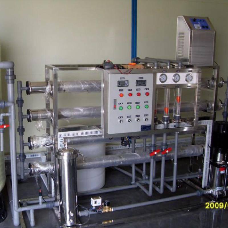 内蒙古鄂尔多斯市FNDAL 纯净水设备 直饮水设备,进口反渗透膜纯水机组——清泽百川