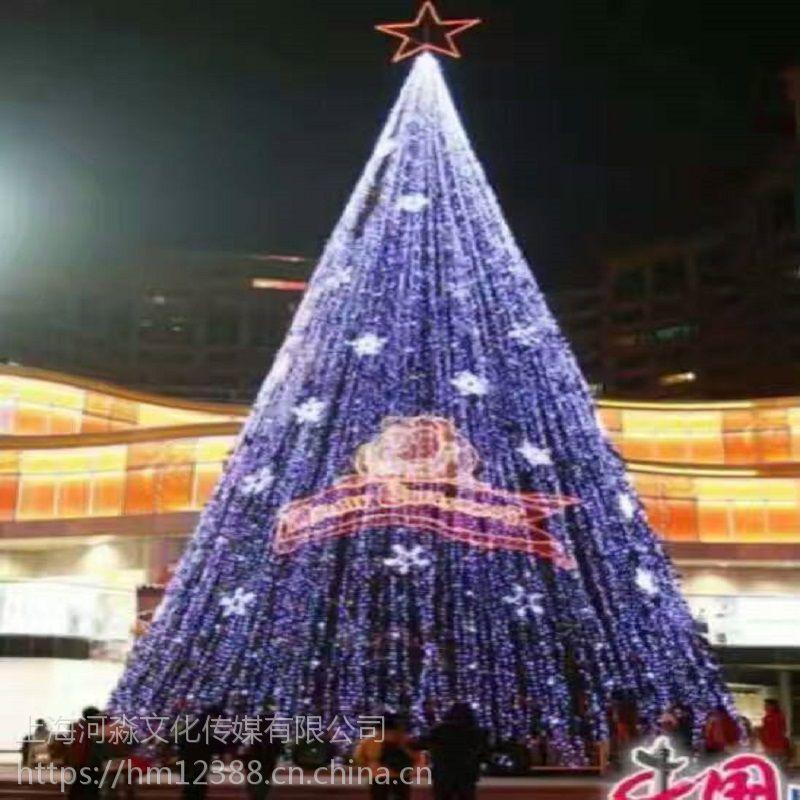 圣诞树出租圣诞节道具出租