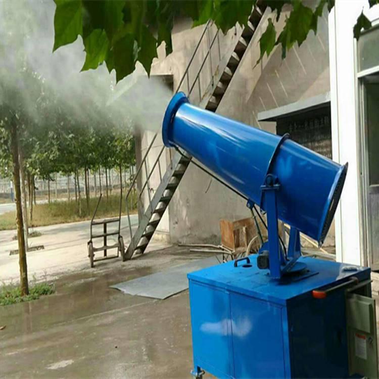 车载雾炮机15865709426建筑工地除尘炮雾机喷雾机