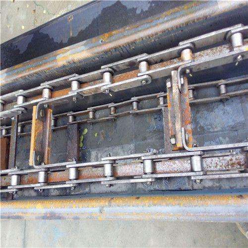 双环链埋刮板机移动式 水泥粉刮板机湖州