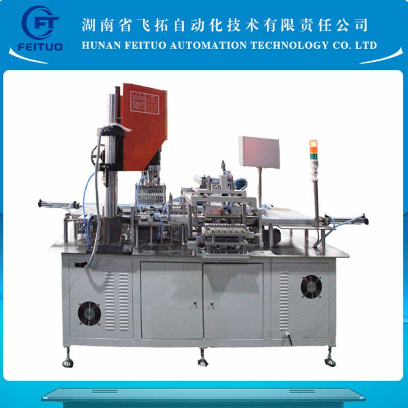 打火机生产设备,飞拓自动化,全自动化焊接机,火机组装生产机器