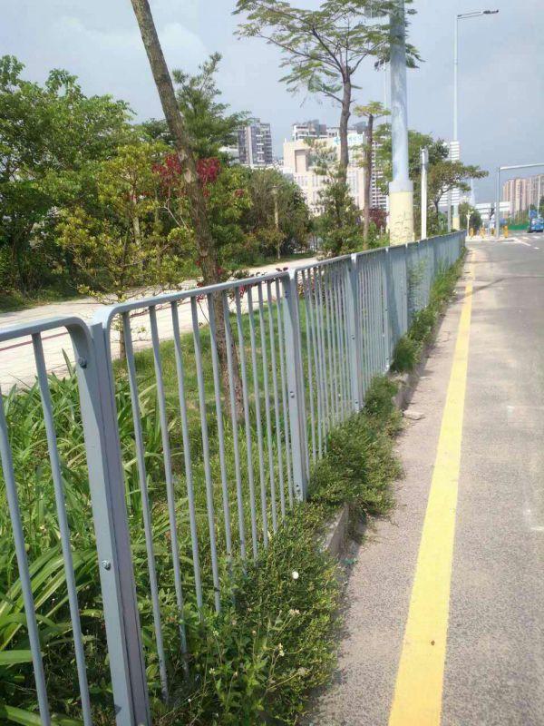 佛山港式护栏安装 镀锌港式栏杆
