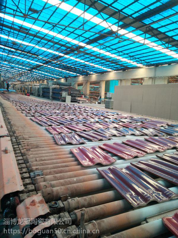 博冠陶瓷-全瓷屋面彩瓦生产厂家、江北瓷瓦领导者品牌