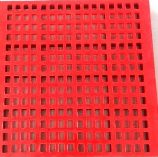供应聚氨酯条缝筛网 聚氨酯脱水筛板 矿山设备用于矿山及采石厂