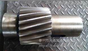 泰星ZSY500-63-I硬齿面减速机齿轴