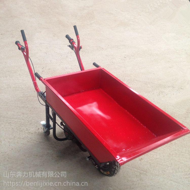 木材加工厂装载推车 昆明热销鸡公式搬运车 奔力YT-DL