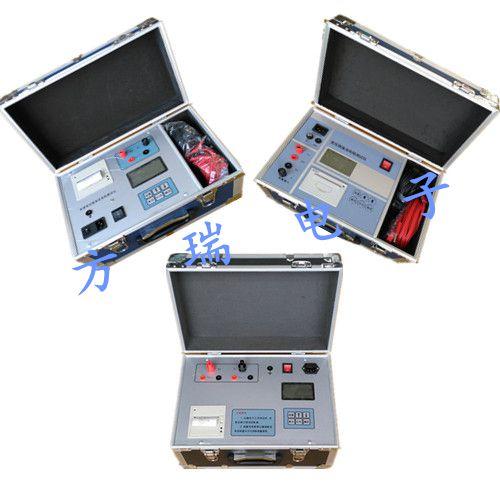 变压器直流电阻测试仪特点及操作事项