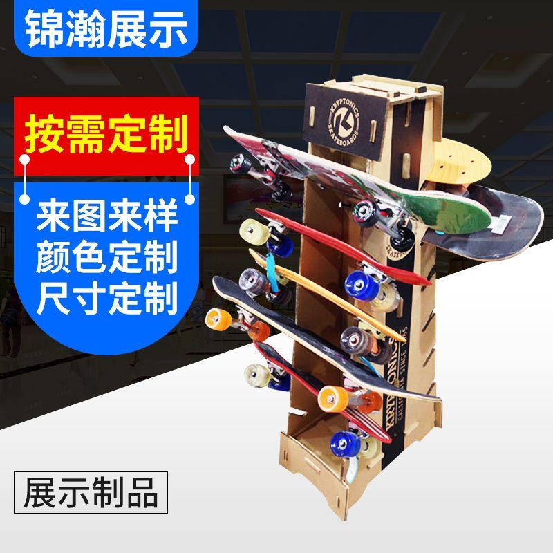 东莞锦瀚工厂定制安迪板雪弗板PVC塑料板展示架宣传