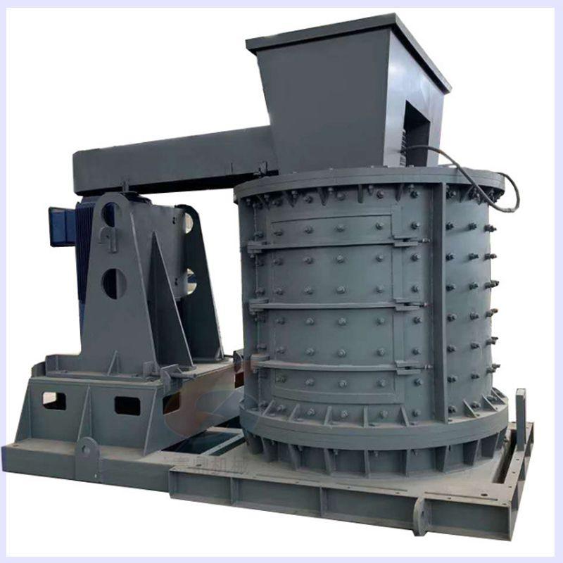 福建立轴破碎机 复合式制砂机 矿山数控复合式破碎机
