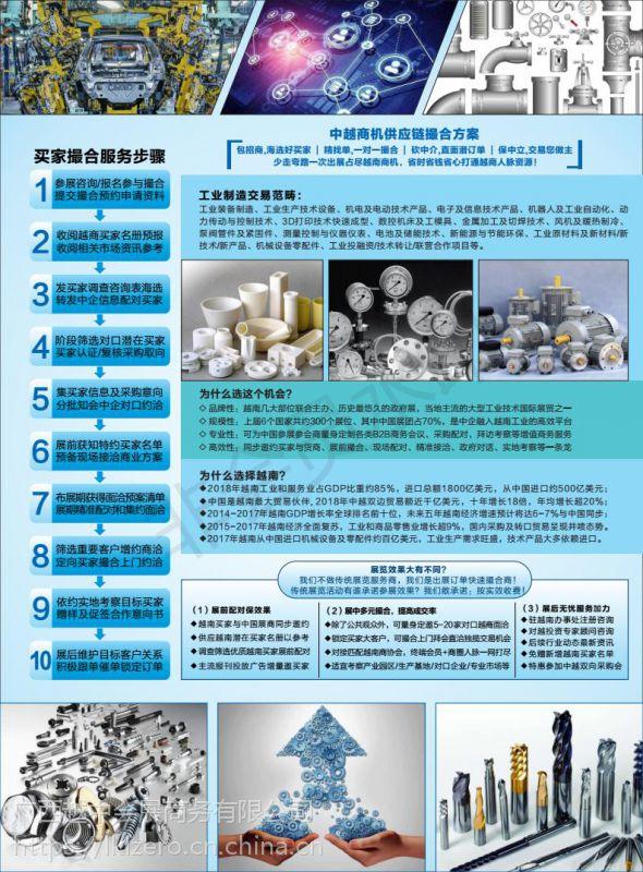 2019年第二十八届越南国际工业博览会