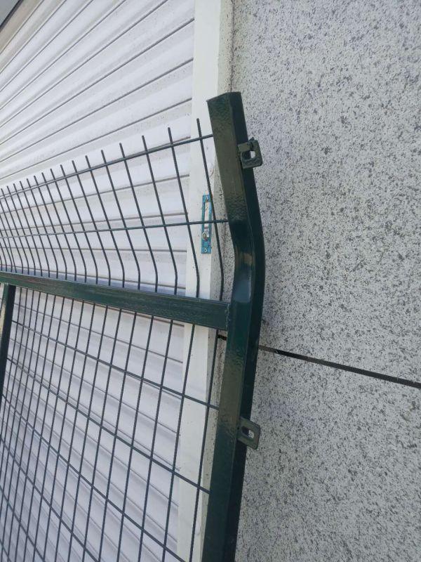 铁路金属网片快速焊接