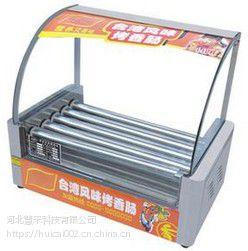 耒阳烤肠仔机|燃气热狗机|的使用方法