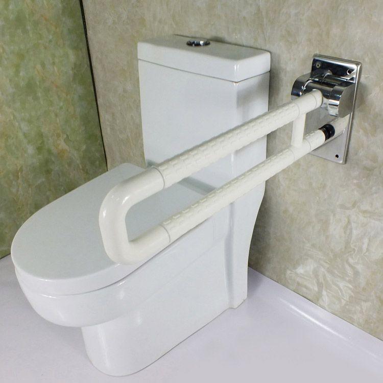 卫生间扶手批发/马桶上翻折叠扶手/老人残疾人专用