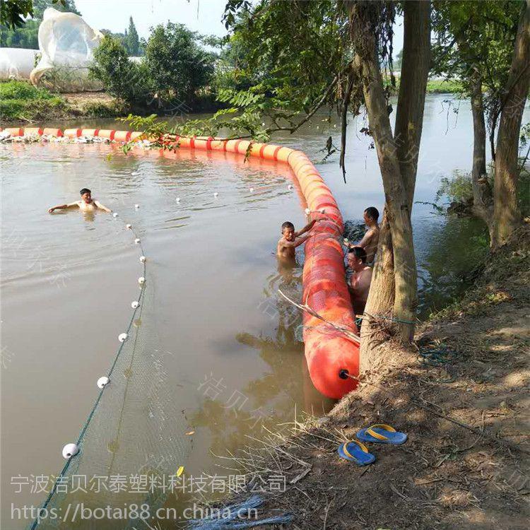 塑料拦污漂排水电站拦污漂生产厂家