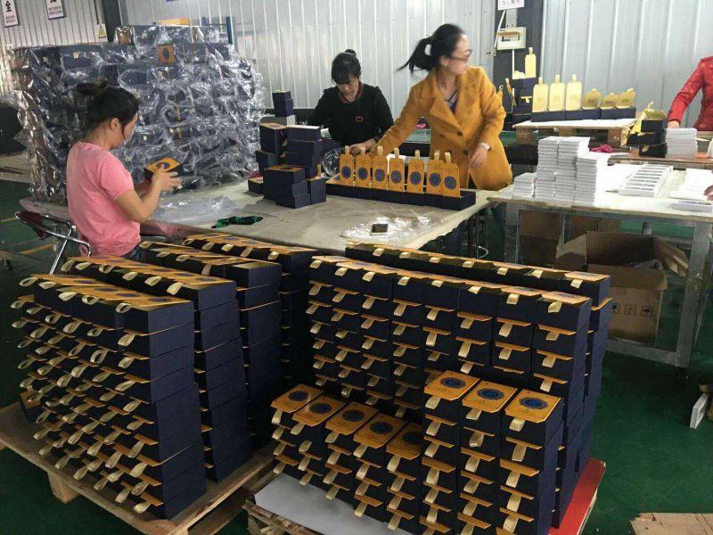 精品包装盒全自动生产线生产流程