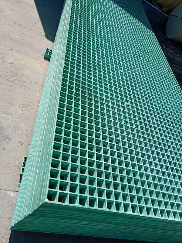 厂家直销质优价廉玻璃钢格栅地沟盖板格栅树篦子洗车房格栅