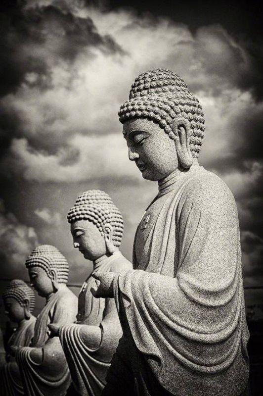 福建和之石雕公司纯手工雕刻大型花岗岩佛像 大量供应支持定制