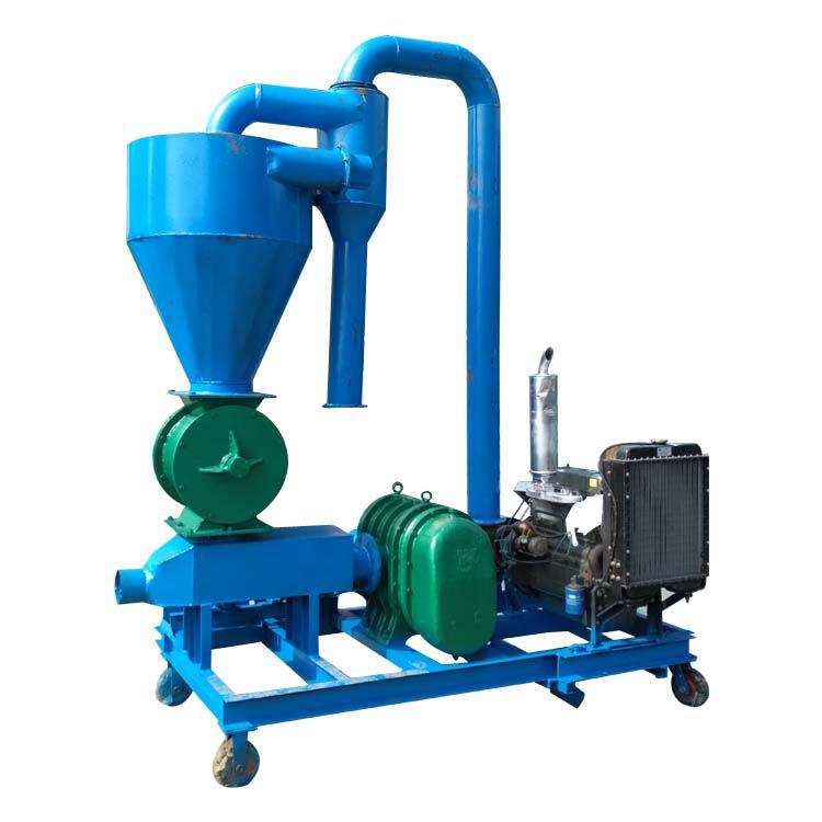 气力吸粮机定制多用途 碳酸钙粉大型气力输送机安阳