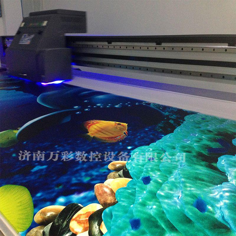 3d玉石浮雕uv平板打印机