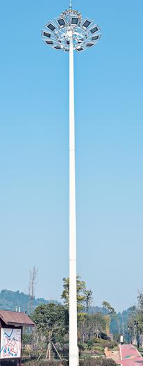 广东高杆灯厂家鑫永虹照明专业定制20M-35M自动升降式高杆灯
