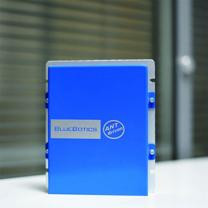 瑞士Bluebotics激光Slam导航无反射板合力叉车改造