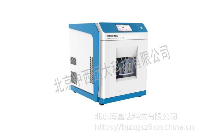 中西智能微波消解仪 型号:SHY6-XY-6G库号:M278808