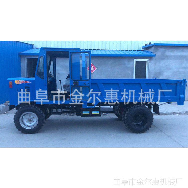 自卸四不像运输车 25马力四不像四轮车 可定做四不像加高加厚钢板