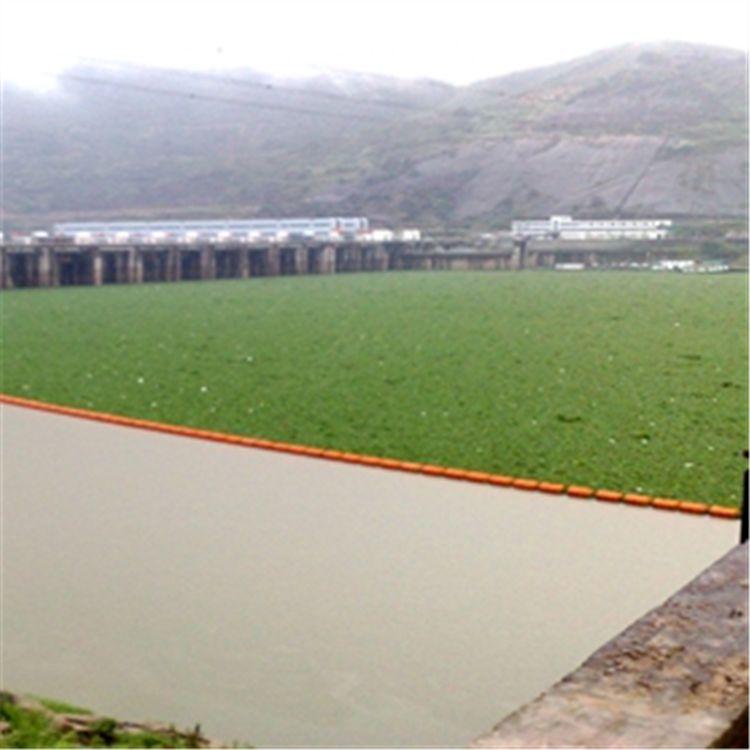 水上各种规格拦污装置备货车间