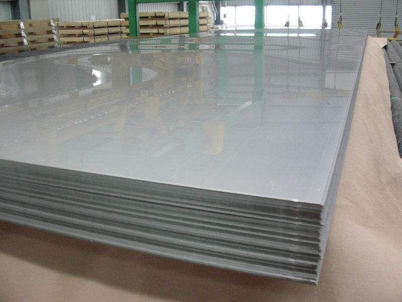 304不锈钢板冷轧平板48尺不锈钢板-山东骏钢泓钢板仓库