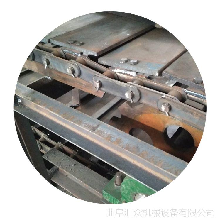 不锈钢链板输送机厂家专业生产 板式给料机吉林