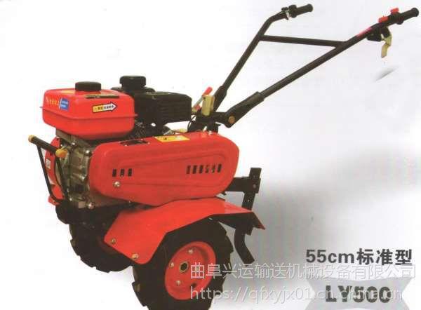 手扶式小型拖拉机 农业机械易维修江苏