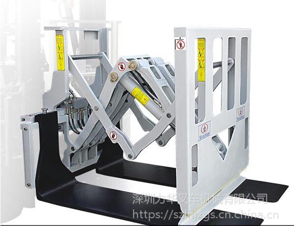 2吨合力电动叉车推拉器 进货柜叉车改装推拉器 滑板可留型推出器