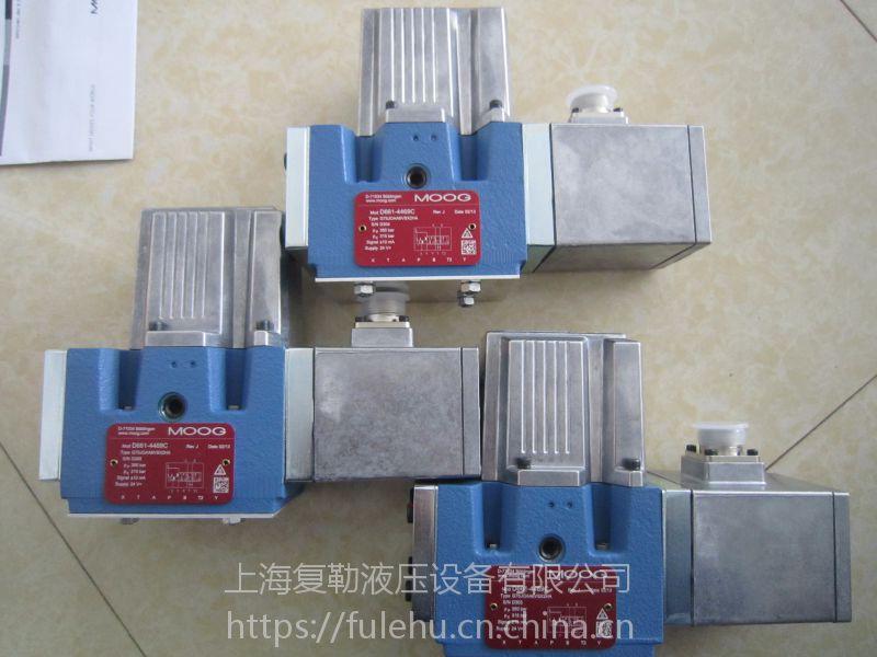 现货供应穆格J761-3033B、J761-3034B伺服阀