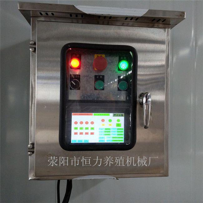 恒力机械(图)_河南奶牛场专用全自动清粪机