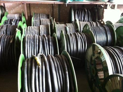商洛旧电缆回收还有全新电缆回收价格电话