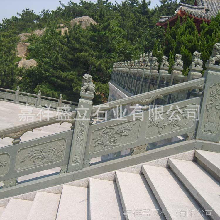 河道建筑工程石雕护栏 花岗岩大理石栏板 大量批发