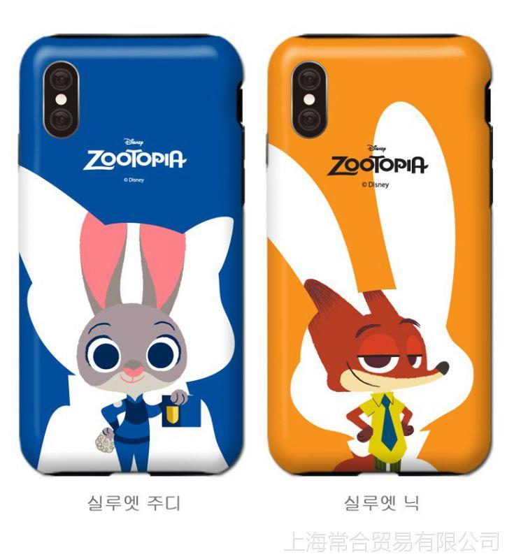 韩国动物a动物蜜蜂手机壳iphoneX苹果兔子8双拜厄小正品难图片