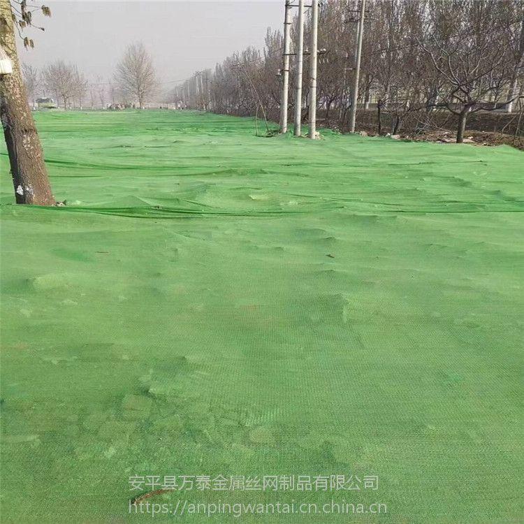 6针高密度防尘网 山东盖土网 高质量防尘网