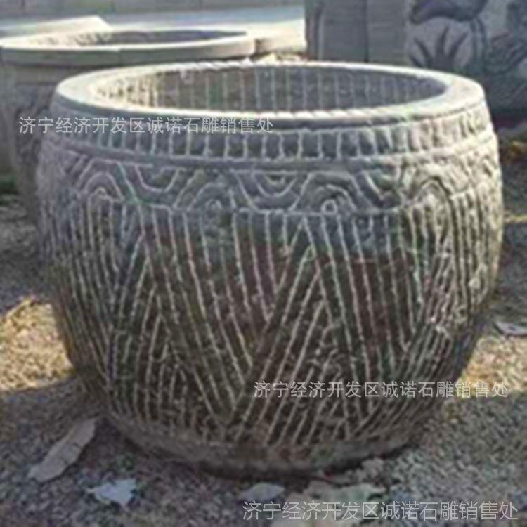 大量现货批发零售民间老石槽 青石老牛槽 石槽子石头磨盘价格