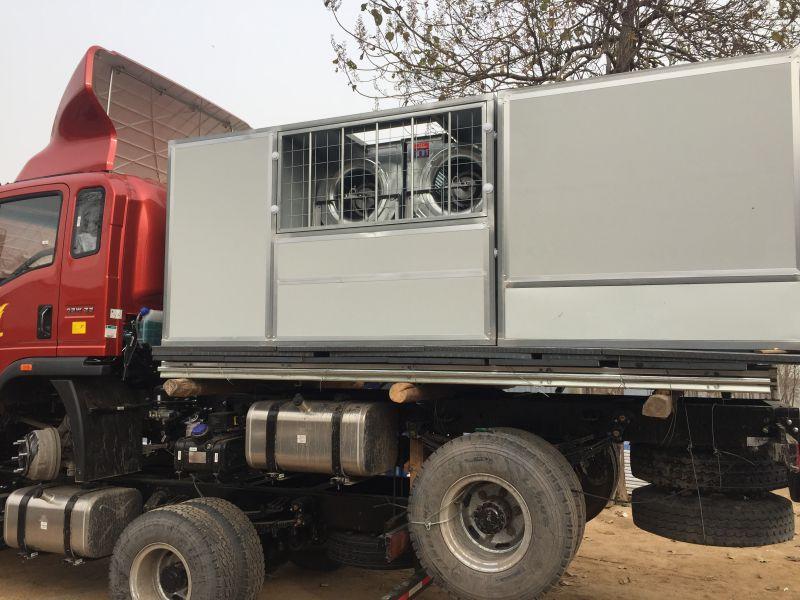 丰业FY-600 环保型汽车烤漆房 环保检测达标 豪华型配置