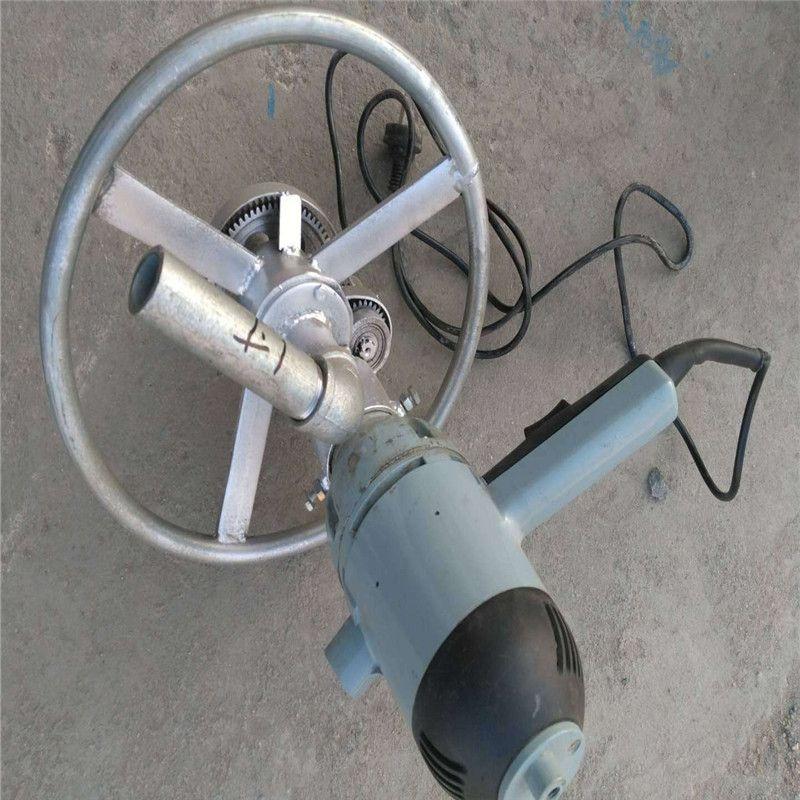 民用小型手持式打井机卡博恩岩石地表用小型水井钻机