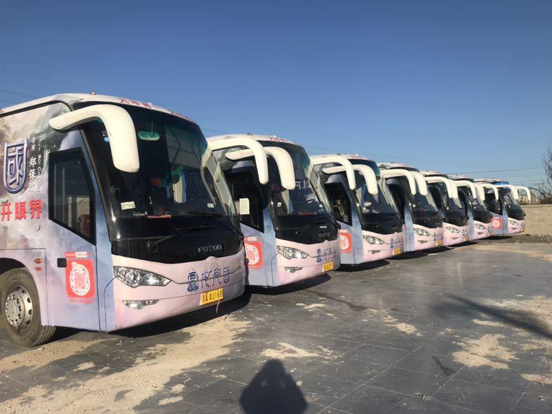 全国大巴车身广告 创意大巴车身广告